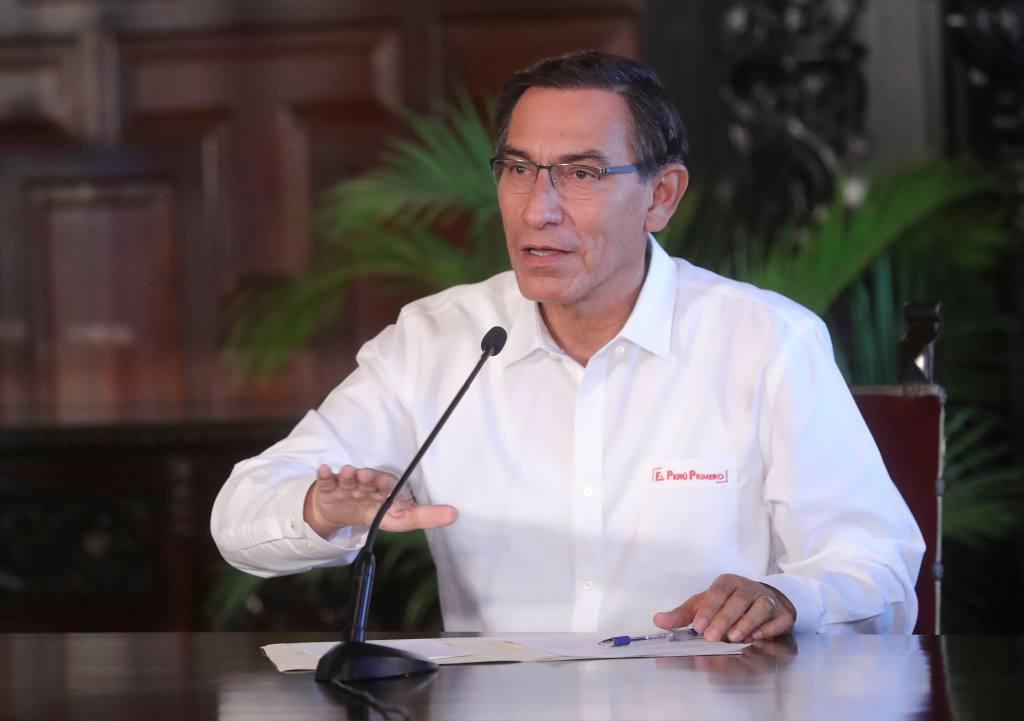 Presidente Vizcarra dio a conocer las nuevas provincias que entrarán a cuarentena