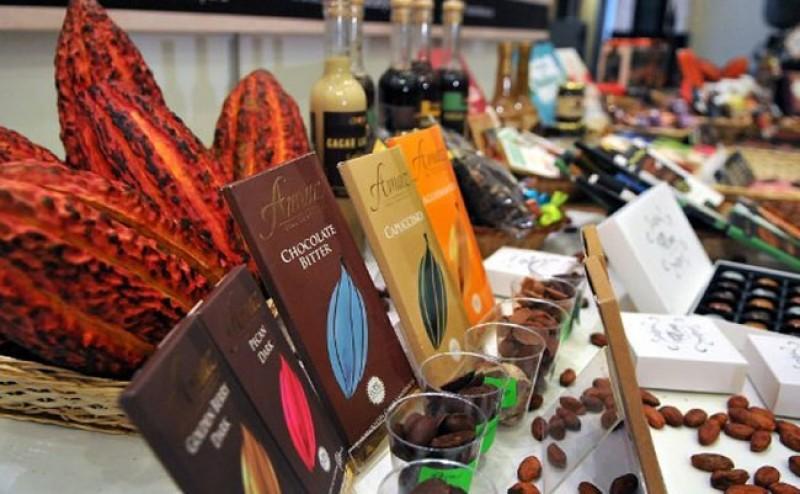 Salón del Cacao y Chocolate 2018