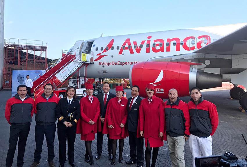 Avianca deberá pagar remuneraciones a 655 trabajadores en suspensión perfecta