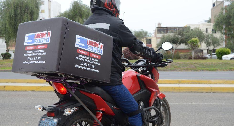 Liderman Delivery busca ofrecer una solución para el reparto de productos de diferentes tipos de comercio