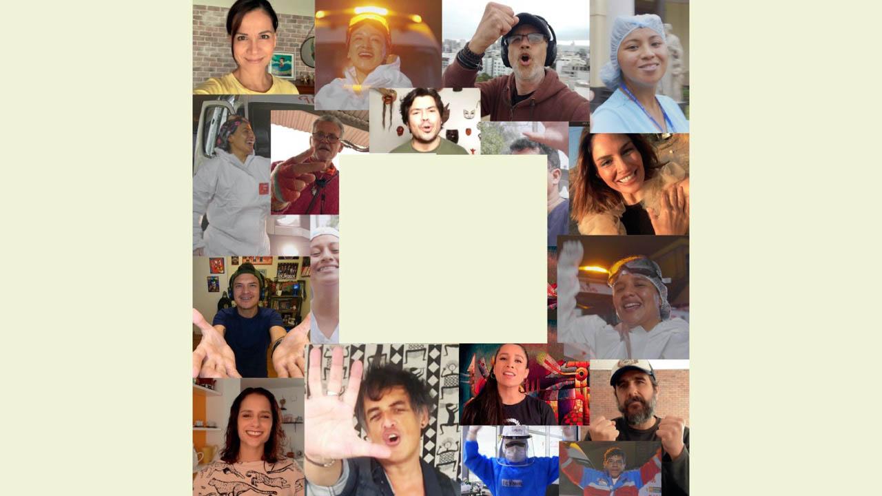 Pelo Madueño y artistas invitados