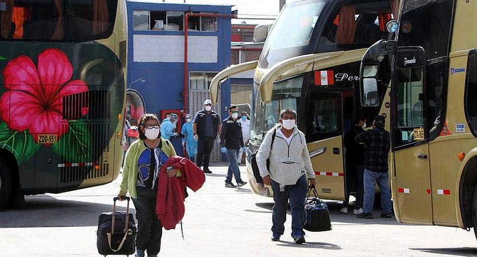 A la espera del protocolo para el transporte interprovincial tanto terrestre como aéreo
