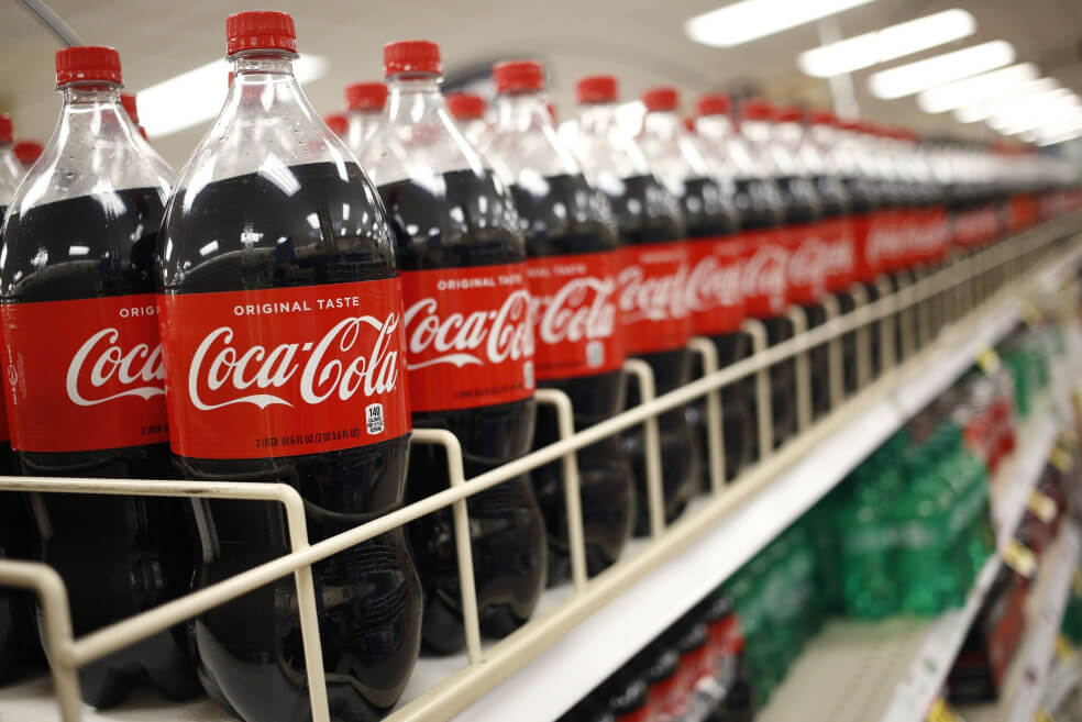 Coca-Colaganó US$ 6,291 millonesen los primeros nueve meses de 2020, 9% menos respecto al 2019