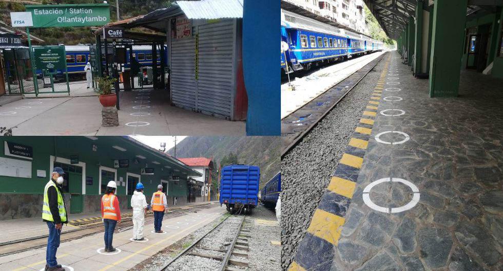 Dan a conocer acciones implementadas por la empresa concesionaria del Ferrocarril del Sur y Sur Oriente.