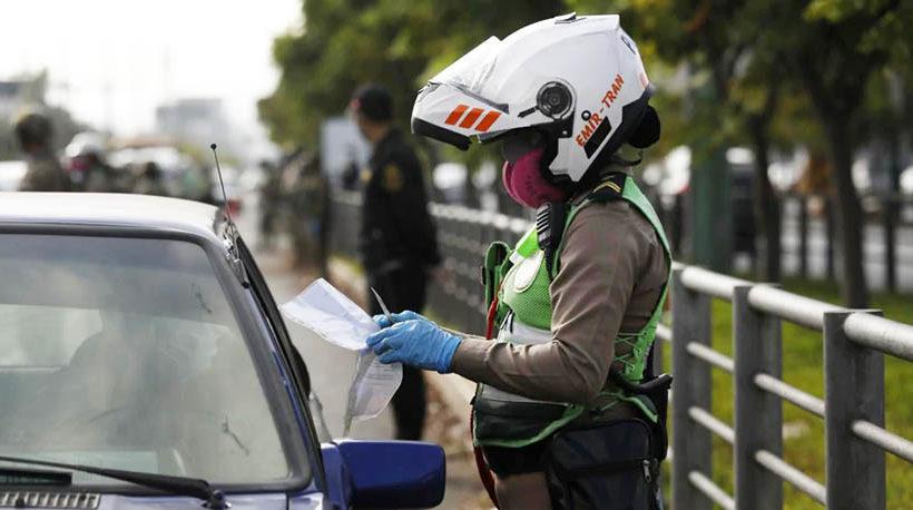 Martos indicó que este lunes también se reabrirá la Vía Expresa y avenidas principales para facilitar el tránsito vehicular