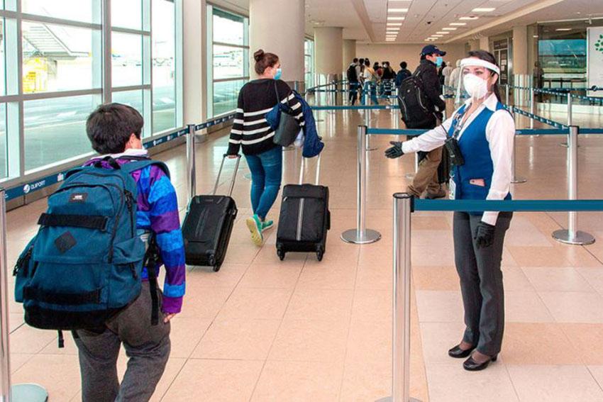 Aerolíneas transportarían hasta 200.000 pasajeros en vuelos internacionales