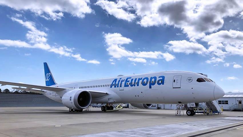 Desde este miércoles 15 de julio, la compañía aérea Air Europa ha puesto en marcha una nueva fase de su plan de desescalada.