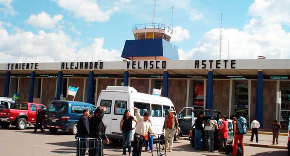 Aeropuerto de Cusco recibirá vuelos de ciudades'burbuja' sin muchos casos de COVID-19