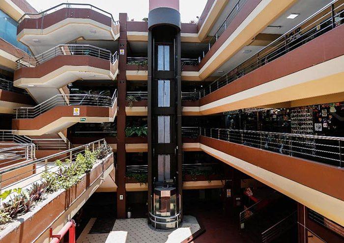 ElCentro Comercial Arenales está ubicado en el distrito de Lince