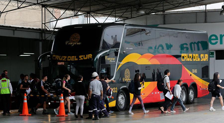 Desde el día de la reactivación del transporte interprovincial de pasajeros, se movilizaron 205,368 personas a nivel nacional