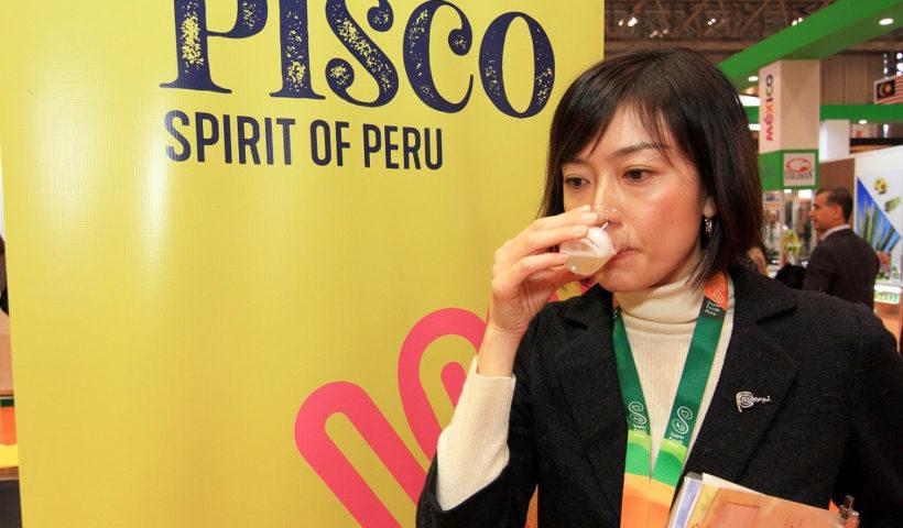 El pisco, nuestra bebida bandera será promocionado en Europa y Asia, informó Promperú