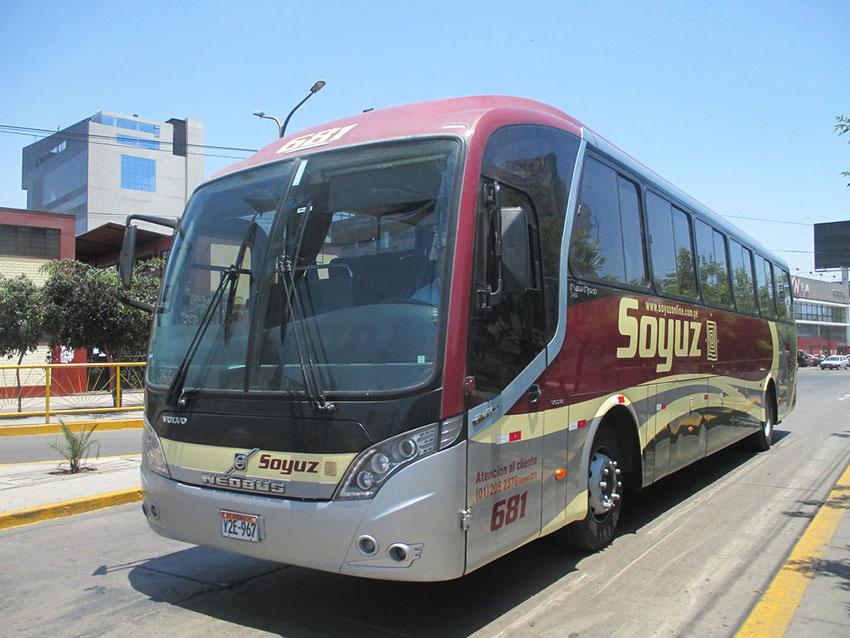 La empresa de transporte interprovincialSoyuzS.A. anunció que cerrará sus operaciones y liquidará la compañía