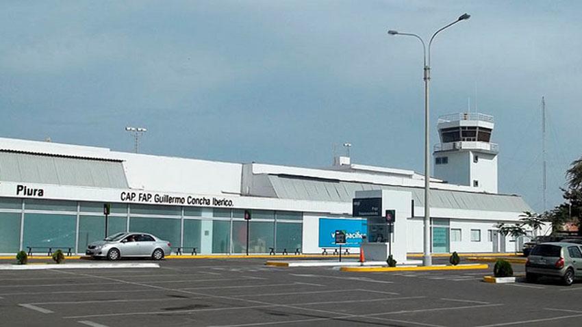 Los trabajos en el aeropuerto de Piura demandarán una inversión que supera los S/ 152 millones.