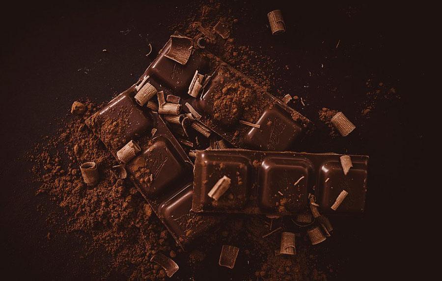 """D'onofrio Reserva, es un producto elaborado con cacao 100% peruano """"y la más fina selección de ingredientes procedentes de nuestra selva y sierra"""
