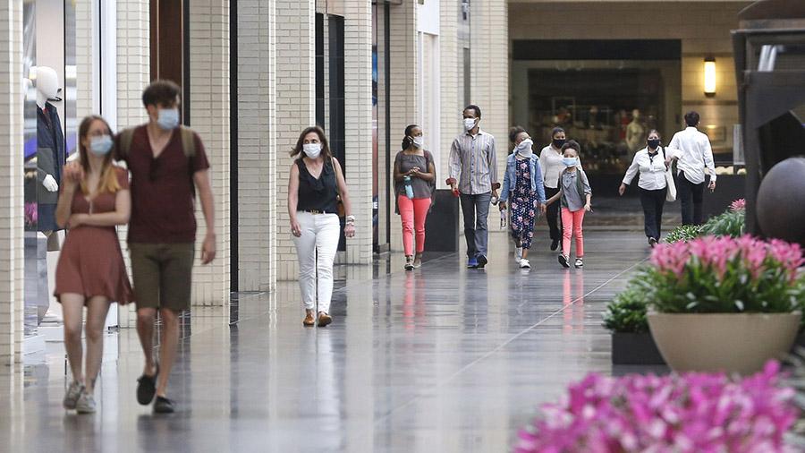 """El gremio que congrega a los centros comerciales afirma que el balance de las ventas en general """"es positivo""""."""