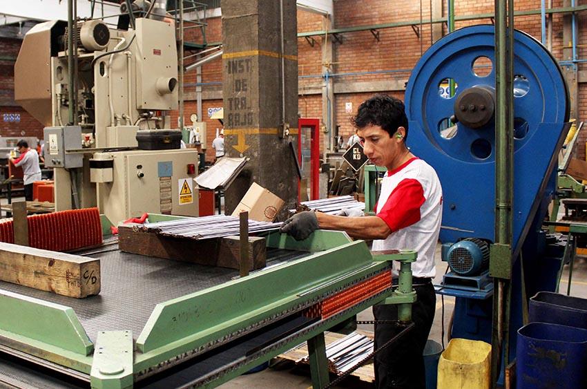 Metalmecánica proceso