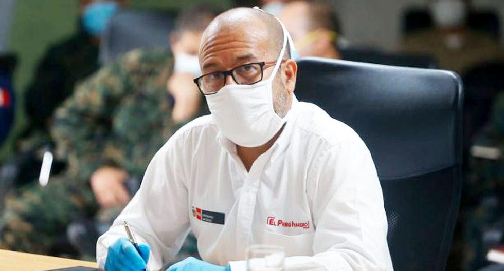 El reinicio de los vuelos nacionales sería esta semana, anunció el ministro de Salud
