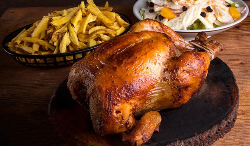 Este domingo 19 de julio se celebra el Día del Pollo a la brasa