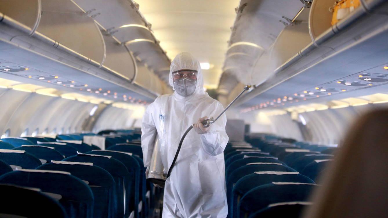 Aerolíneas mantendrán los protocolos sanitarios que adoptaron para los vuelos humanitarios o de repatriación