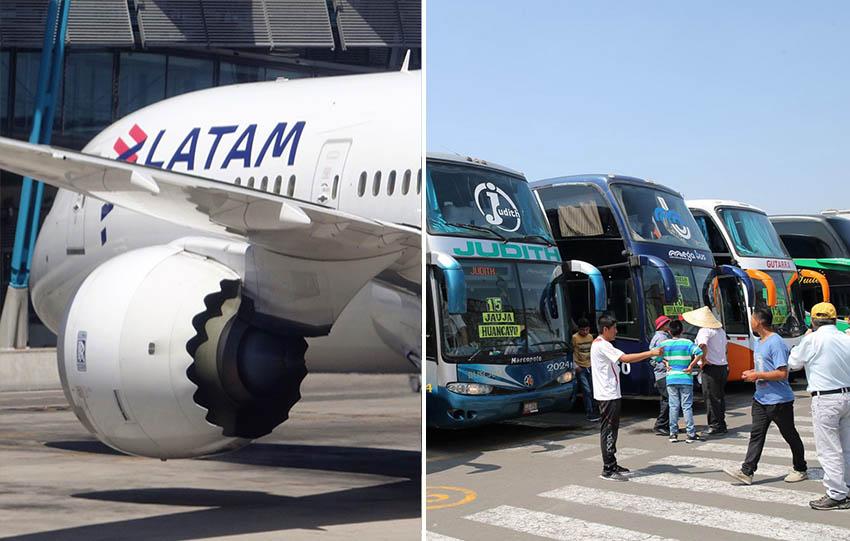 Ministro de Transportes y Comunicaciones, Carlos Lozada, anunció el reinicio de los vuelos nacionales y viajes interprovinciales.