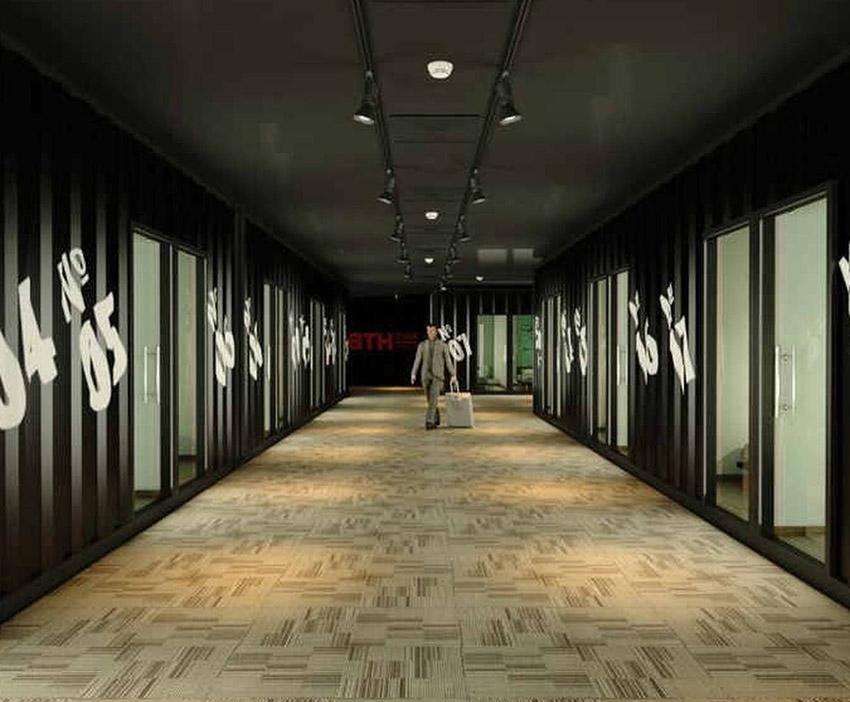 BTH estaría concretando su proyecto Cube para implementar un hotel con containers como infraestructura.