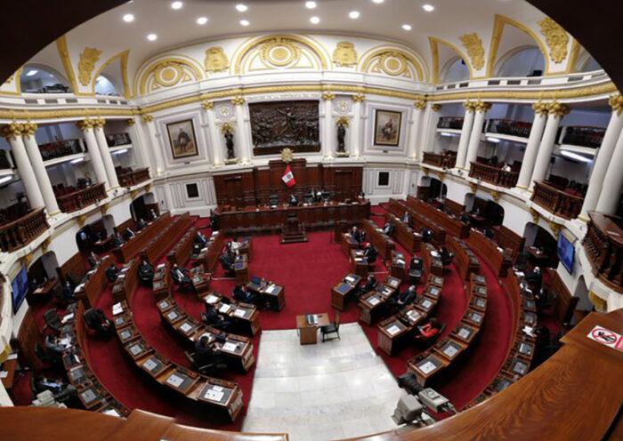 Congreso de la Repúblicanegó el voto de confianza al Gabinete Cateriano