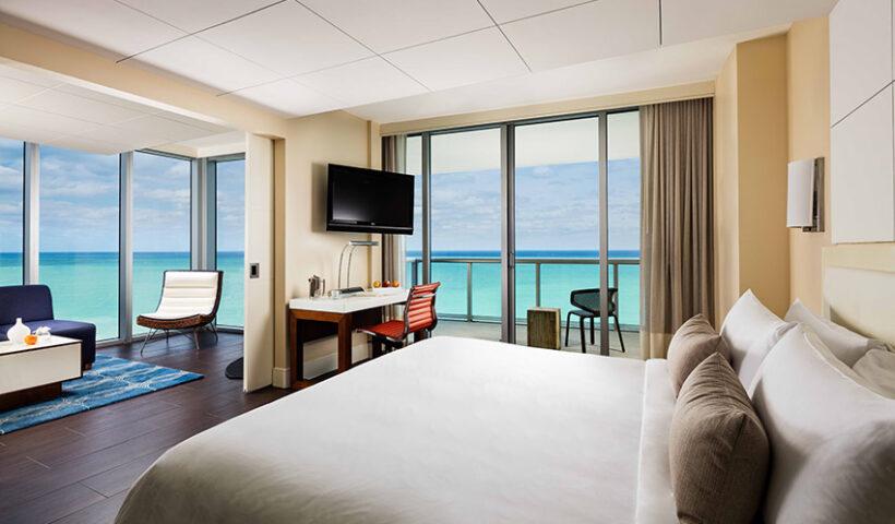 Eden Roc Miami Beach Hotel, es un resort vanguardista, donde el lujo, la elegancia y la gastronomía lo posicionan entre los mejores de Miami.