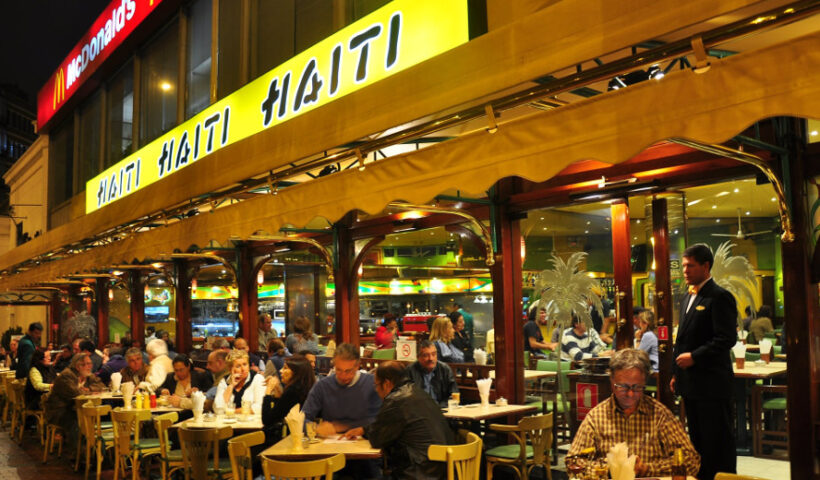 Café Haití de Miraflores