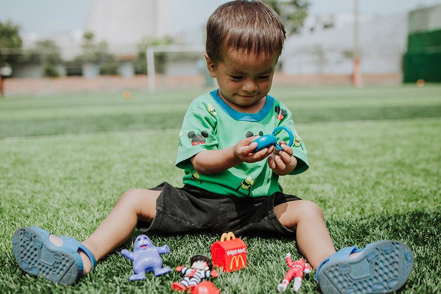 McDonald´s y Juguete Pendiente se unen para llevar alegría a miles de niños peruanos