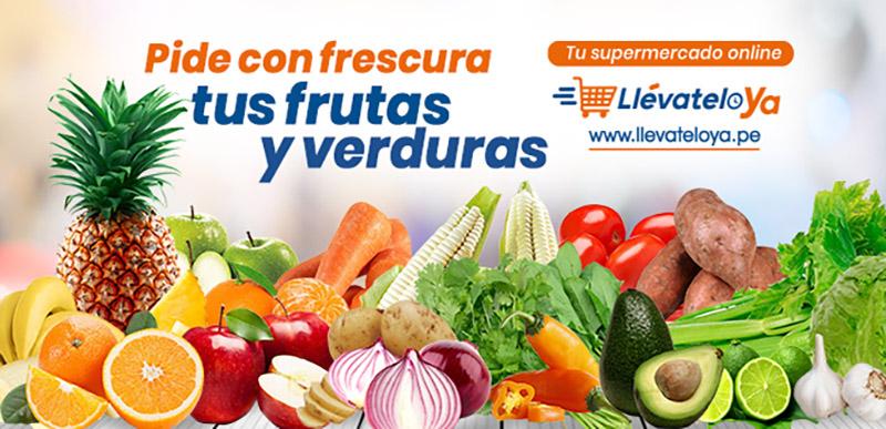 Mercado online LlévateloYA.pe