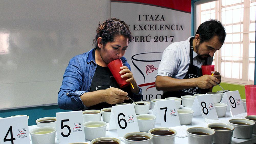 Taza de Excelencia, es una de las competencias de cafés especiales más grande del mundo y la más importante del Perú.