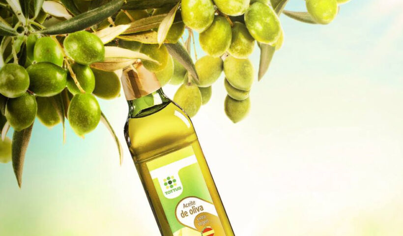 Aceite de oliva de Hipermercados Tottus