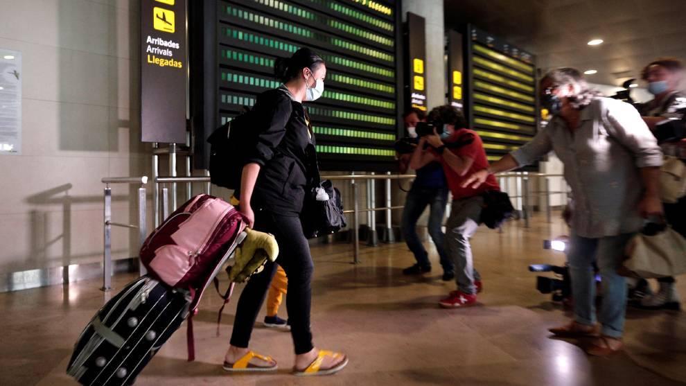 Los primeros destinos hacia donde se podrá viajar son los países de la región donde las condiciones sanitarias así lo permitan y en frecuencias controladas.