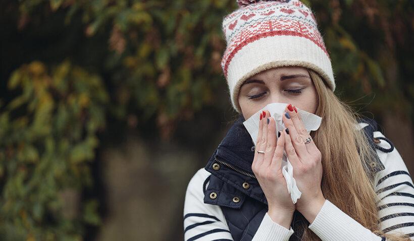 Cómo protegerse de las alergias en invierno