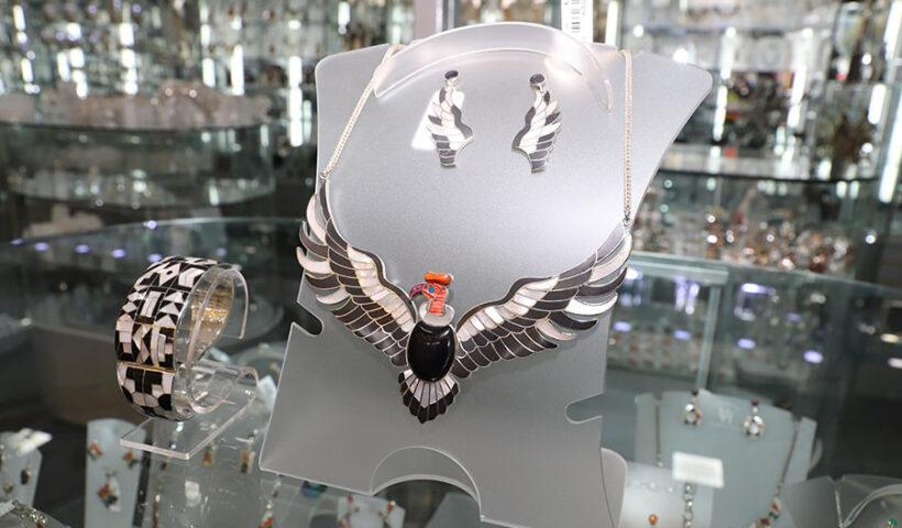 El año pasado los despachos de joyería sumaron alrededor de US$ 103 millones. En los últimos cinco años tuvo un crecimiento anual de 13.9%