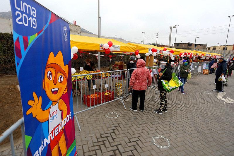 Sede de los Juegos Panamericanos reabrirá sus puertas este fin de semana a los mercados itinerantes 'De la chacra a la olla'