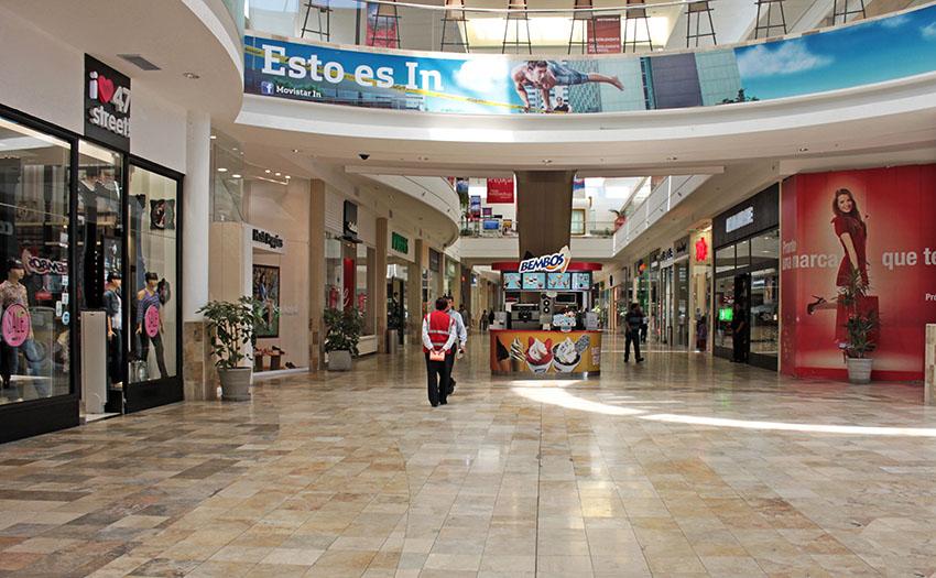 Malls y marcas de retail deben crear alianzas para afrontar crisis