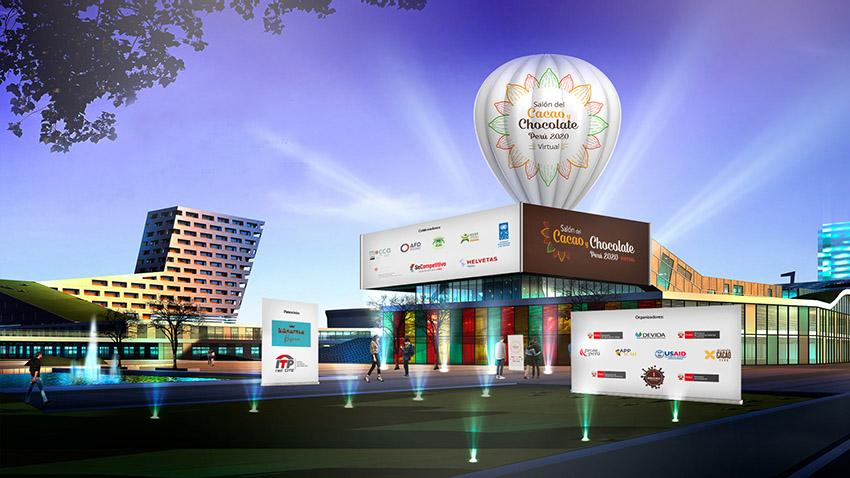 Salon del cacao y chocolate virtual 2020
