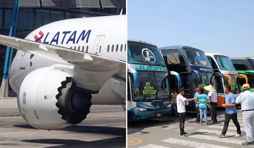 El ministro de Transportes y Comunicaciones (MTC), Carlos Estremadoyro, informó que el transporte interprovincial terrestre y aéreo quedará suspendido en las regiones que retornaron a cuarentena