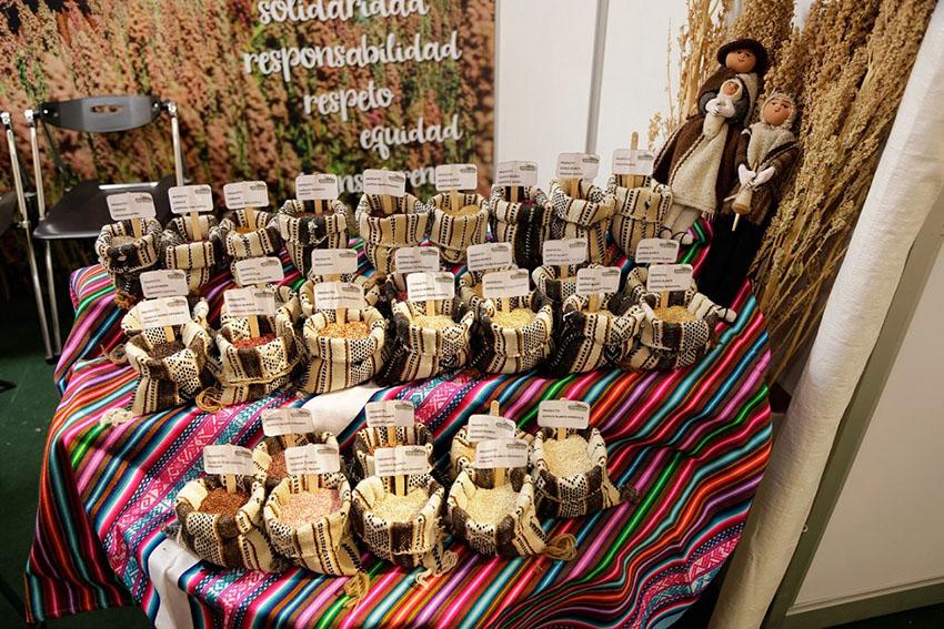 Productos peruanos destacaron el rueda de negocios de Alianza para el Pacífico