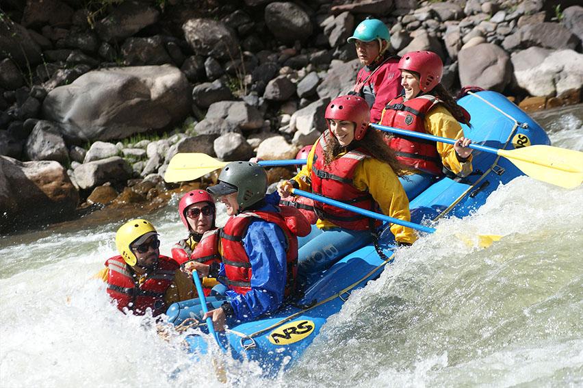 Para el titular de APTAE, si uno pone un paralelo y se imagina el turismo de aventura como si fuesen canchas, Perú podía ser sede del mundial.