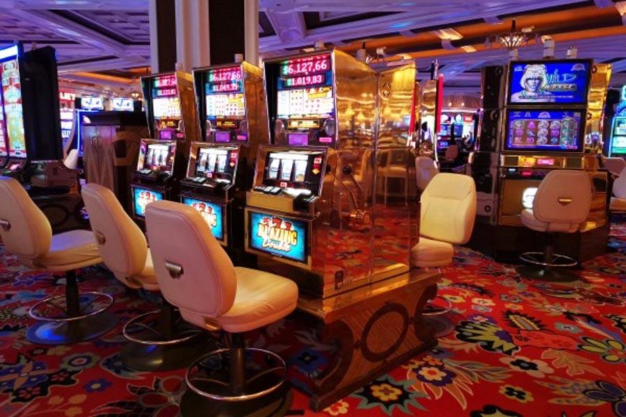 Casinos y tragamonedas aún a la espera de su reapertura