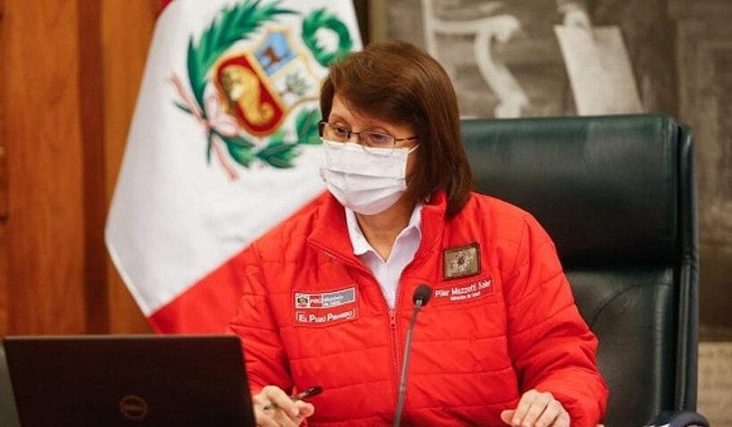 Ministra de Salud, señaló que la reapertura de los vuelos internacionales está sujeta a las cifras de la COVID-19.