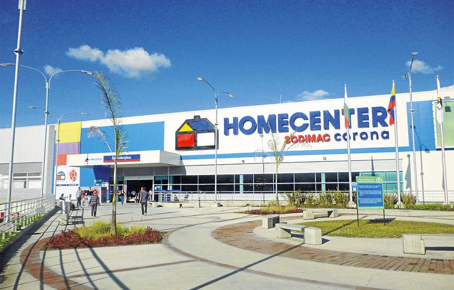 En el segundo trimestre los segmentos más afectados fueron las tiendas por departamento y los homecenters.