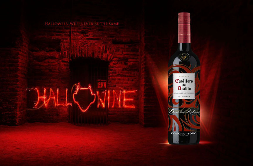 "Casillero del Diablo presenta ""HalloWine"""