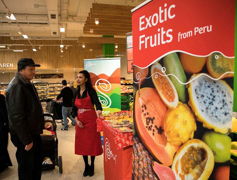 Por segundo año, Perú participará como País Invitado de Honor enAsia Fruit Logistica ON, la feria de alimentos más importante de Asia