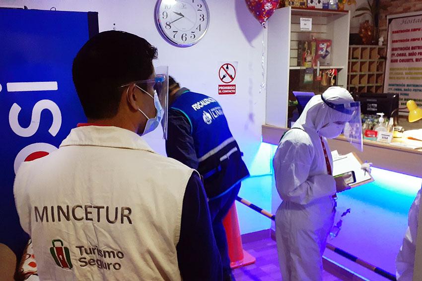 El Mincetur inició procesos sancionadores a 18 hospedajes del Cercado de Lima,