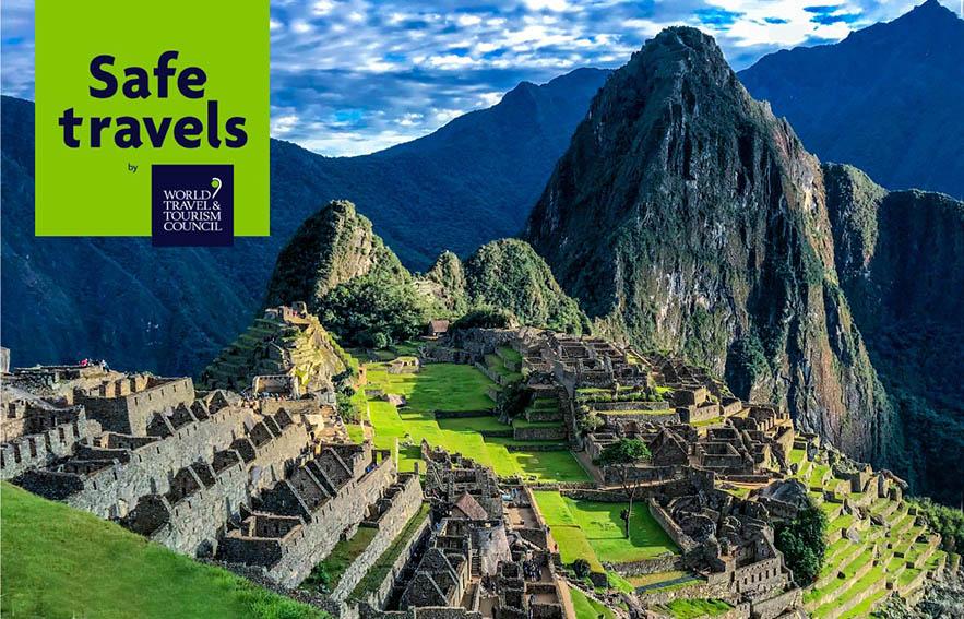 Machu Picchu cuenta con todos los protocolos sanitarios exigidos