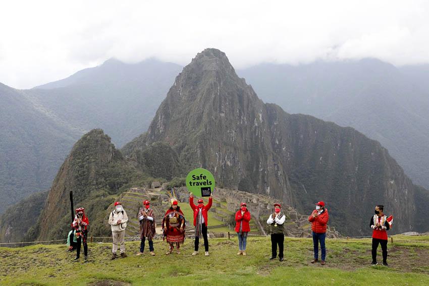 Machu Picchu abrirá sus puertas el 01 de noviembre