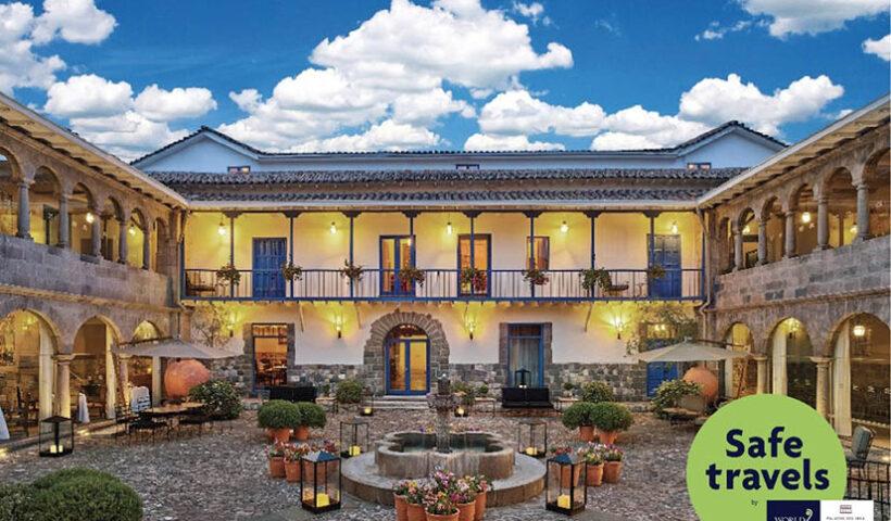 El Hotel Palacio del Inka, a Luxury Collection Hotel